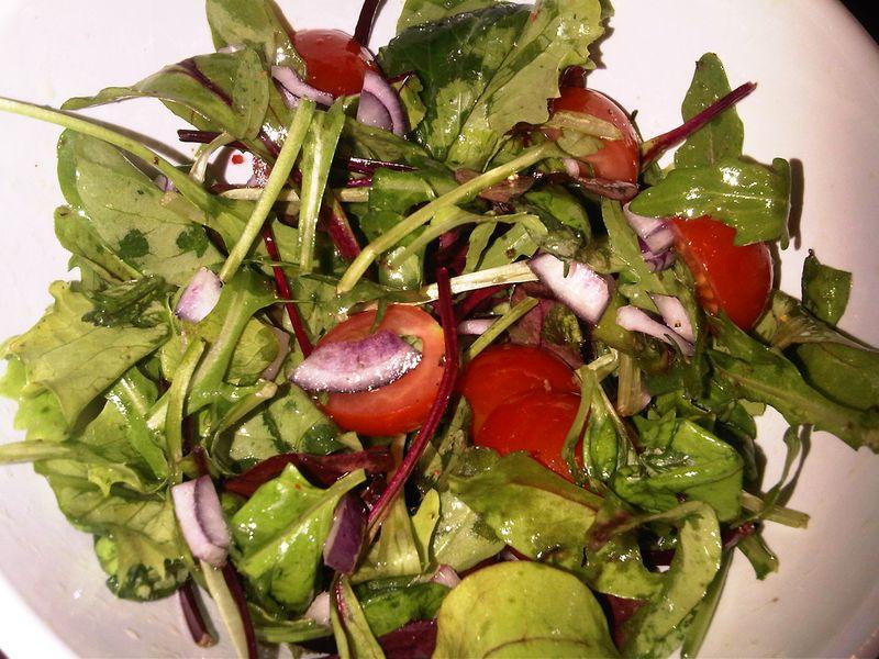 Rucola salad_01